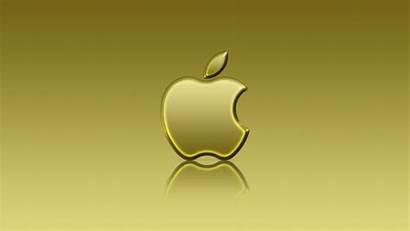4k Gold Apple Wallpapers Wallpaperaccess