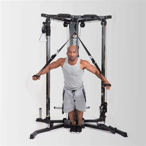 bodymax cable motion rack system shop  powerhouse fitness