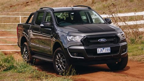 New Ford Ranger Fx4 2017 Interior