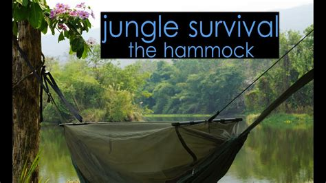 Survival Hammock by Jungle Survival Hammock