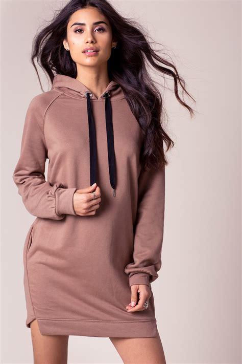 A'GACI   Peyton Sweatshirt Dress   #Agaci   Sweatshirt ...