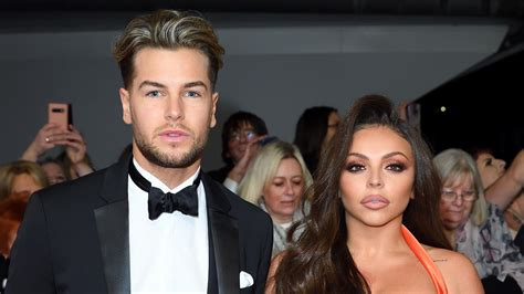 Chris Hughes shares support for ex Jesy Nelson as Little ...