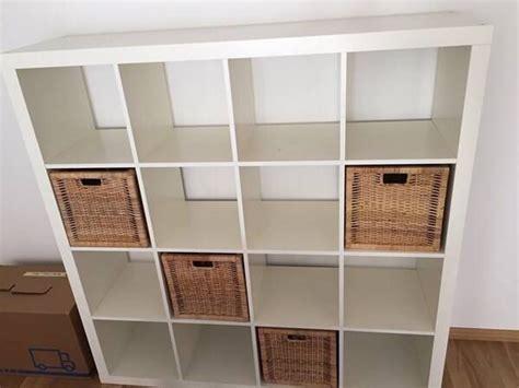 Gebrauchte Ikea Möbel by M 246 Bel Ikea Kallax Regal 77x147x39 Cm Wei 223 Design Ikea Best