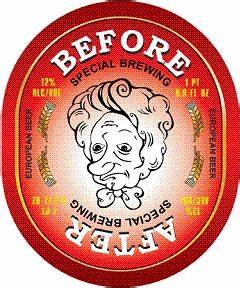 before and after beer logo label logoblinkcom With beer logo maker