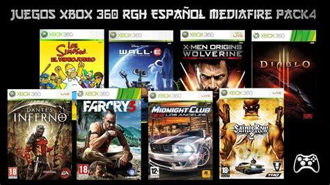 Los 100 mejores juegos de xbox meristation. Descargar Juegos Para Xbox 360 Rgh Por Mega - Tengo un Juego