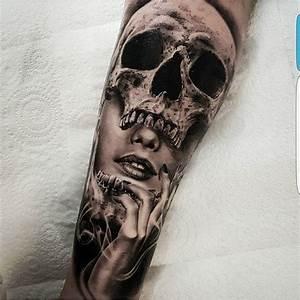 Tete De Mort Mexicaine Femme : tatouage tete de mort avant bras femme id es de ~ Melissatoandfro.com Idées de Décoration