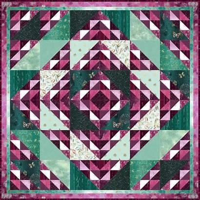 Quilt Pattern Shiny Patterns Mix Shinny Rjr