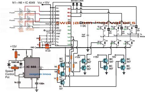 Universal Esc Circuit For Bldc Motors Cnc