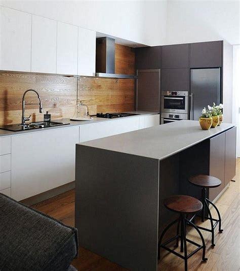 credence cuisine bois crédence de cuisine en bois massif en 20 idées originales