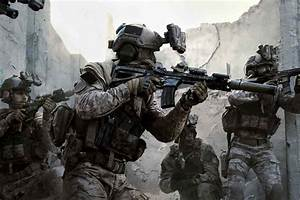 Call Of Duty Warzone Release Date Hinted At In New Modern