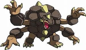 Mega Golem Pokemon Pokedex 8076