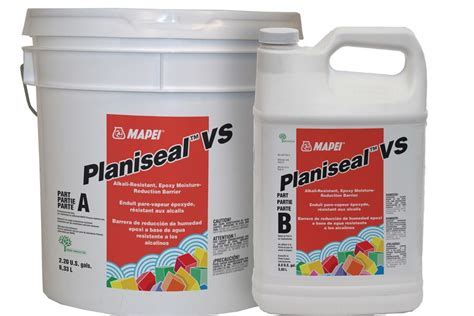 Mapei Planiseal VS  Concrete Construction Magazine