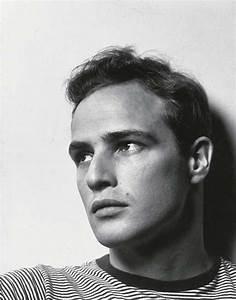 A young Marlon Brando, 1950 | Marlon Brando | Pinterest