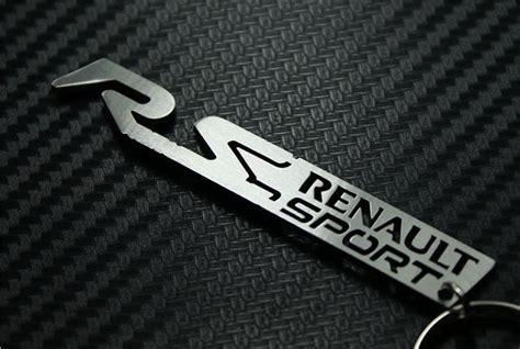 rs sport keyring keychain schl 252 sselanh 228 nger porte cl 233 s cup clio megane twingo ebay