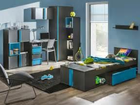 jugendzimmer grau jugendzimmer komplett set bico 02 9 tlg anthrazit blau 830 50