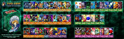 Yugioh Joey Structure Deck by Character Deck Joey Wheeler By Yugicorp On Deviantart