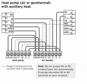 Geothermal Heat Pump Wiring Diagram