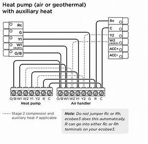 Geothermal Heat Pump Wiring Diagram