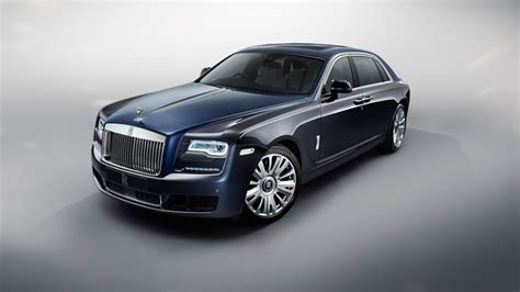 Rolls-royce Ghost Extended Wheelbase Best Super-luxury Car