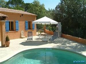 ardeche sud gard belle maison avec piscine privee petite With maison de vacances a louer avec piscine
