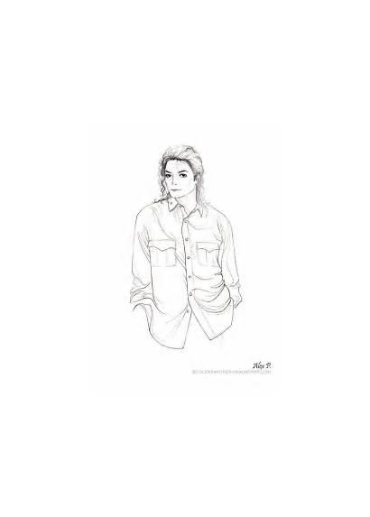 Jackson Michael Drawings