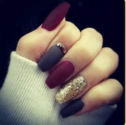 Pointy nails but wow nail art designs winter