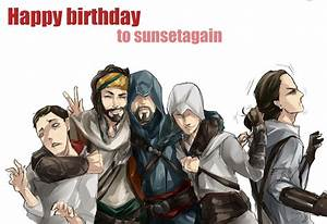 Happy birthday to you! by resave on deviantART