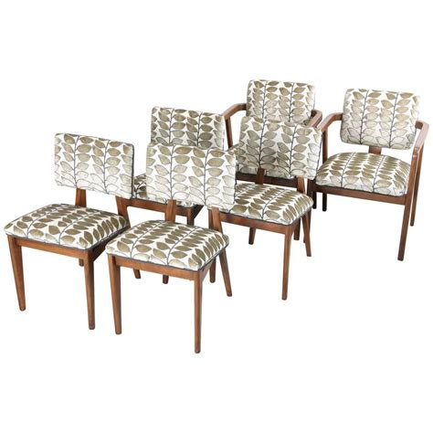 george nelson l set set of six george nelson 4668 dining chairs for herman