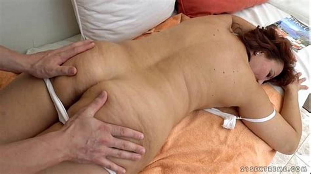 #Granny #Got #Fucked #After #Massage