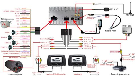 Ouku Car Stereo Wiring Diagram ouku car stereo wire harness wiring library
