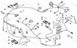 Arctic Cat Side By Side 2013 Oem Parts Diagram For Wiring