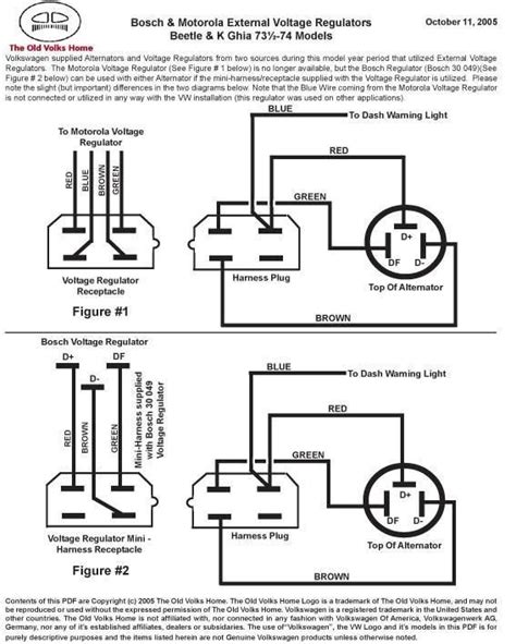 Bus Alternator Wiring Diagram
