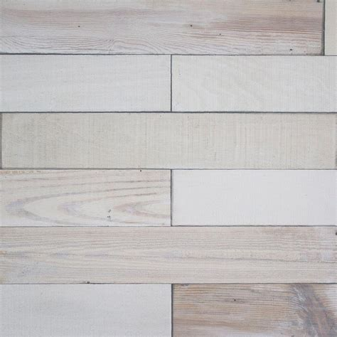 Nuvelle Flooring Home Depot by Nuvelle Deco Planks Light House White Washed 1 2 In X 4