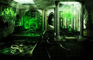 Slytherin images Slytherin Common Room HD wallpaper and