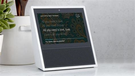 Amazon Echo Show Review The Perfect Home Assistant