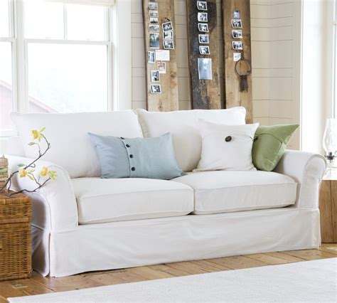 White Loveseat Slipcovers by Family Room Furniture Carolina Charm