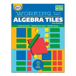 algebra tiles combination classroom kit math manipulatives supplies resources eai education