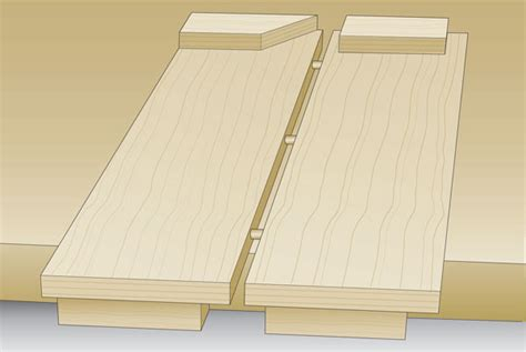 split bench hook popular woodworking magazine
