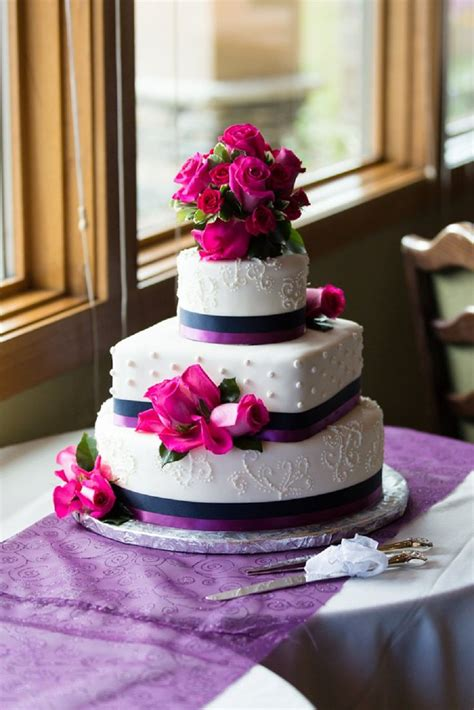 17 Best Images About Purple And Pink Wedding On Pinterest