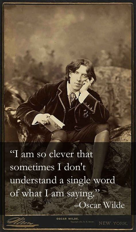 Oscar wilde quotes on life and death * * * i want my food dead. The 15 Wittiest Things Oscar Wilde Ever Said | Oscar wilde quotes, Funny quotes, Quotes