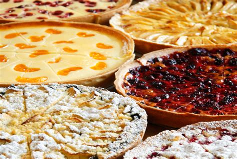 Kuchen The State Dessert and Love Affair for the Tongue