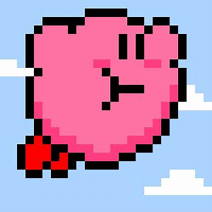 Pixel Kirby Related Keywords - Pixel Kirby Long Tail ...