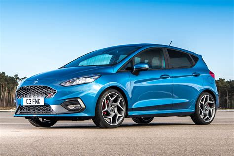 New 2018 Ford Fiesta St Has 197bhp And Track Mode