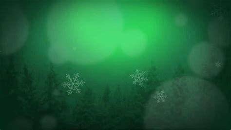 classic christmas motion background animation perfecty loops green wintery motion background for christmas christmas