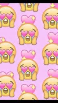 Cute Emoji Love Faces