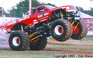 the first rear engined monster truck for fred shafer ...
