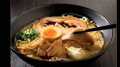 most popular cuisines 10 most popular japanese food in the
