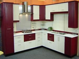 Modular kitchen design for small area kitchen decor for Kitchen design for small areas