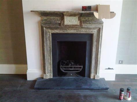 refurbished fireplaces refurbished fireplace in kensington the billington partnership
