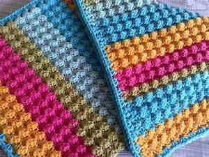 Bubbles Yarn Cakes Baby Blanket Crochet Pattern By Lullaby